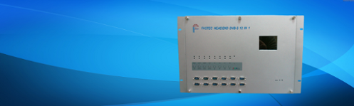FASTEC HEADEND DVB-S 12 IN 1